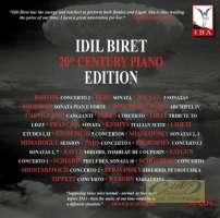 20th Century Piano Edition - Bartók, Boulez; Stravinsky; Ligeti; ...