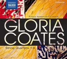 Coates: String Quartets Nos. 1 - 9
