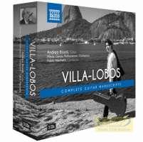 Villa-Lobos: Complete Guitar Manuscripts