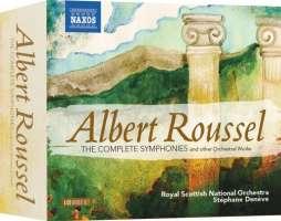 Roussel: Complete Symphonies Nos.1-4