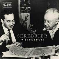 """Stokowski: Transcriptions (box 5 CD) - Bach / Stokowski Vol. 1 & 2, Stokowski / Wagner, Stokowski / Musorgski: Obrazki, bonus disc """"Serebrier on Stokowski"""""""