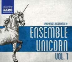 Ensemble Unicorn Vol. 1 - On the Way to Bethlehem, The Black Madonna, Music of the Troubadours, Chominciamento di gioia, Codex Faenza