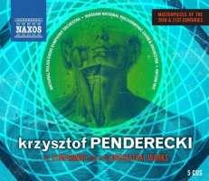 Penderecki: Symphonies Nos. 1 - 5, 7 & 8