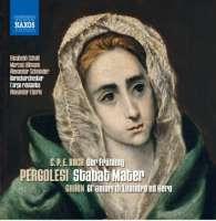Pergolesi: Stabat Mater, CPE Bach: Der Frühling, Graun: Gl'amori de Leandro ed Hero