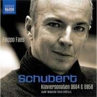 Schubert: Klaviersonaten D 664 & D 958 / 8.551284