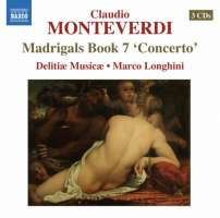 "Madrigals Book 7 ""Concerto"""