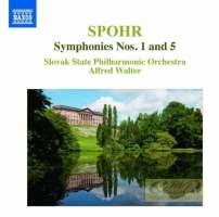 Spohr: Symphonies Nos. 1 & 5