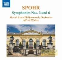 Spohr: Symphonies Nos. 3 and 6