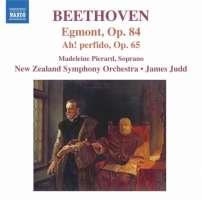 BEETHOVEN: Egmont Op.84 (Incidental Music To Egmont, Ah Perfido Op. 65)