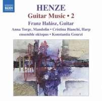 Henze: Guitar Music 2