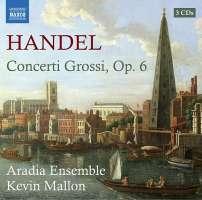 Handel: Concerti Grossi Op. 6 - wersja z obojami