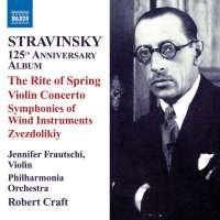 Stravinsky - 125th Anniversary Album