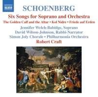 Schoenberg: 6 Orchestral Songs, Kol Nidre