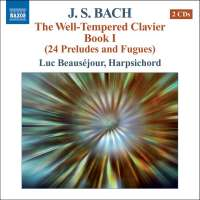 Bach, J.S.: The Well-Tempered