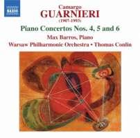 Guarnieri: Piano Concertos Nos. 4, 5 & 6
