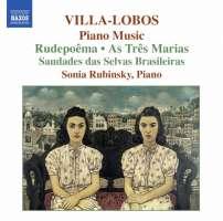Villa-Lobos: Piano Music Vol. 6