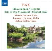 BAX: Viola Sonatas