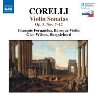 CORELLI: Violin Sonatas Op.5 Nos. 7-12