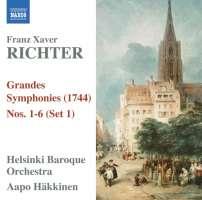 Richter: Grandes Symphonies
