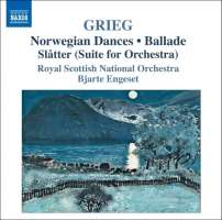 Grieg: Orchestral Music Vol. 2, Orchestrated Piano Pieces