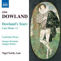 DOWLAND: Lute Music Vol. 2