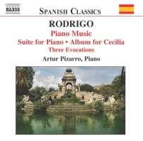 Rodrigo: Joaquín - Piano Music Vol. 2