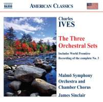 Ives: The Three Orchestral Sets
