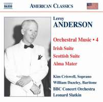 Anderson, Leroy: Orchestral Music vol.4