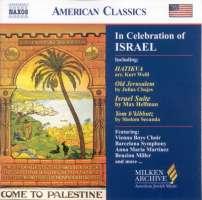 In Celebration of Israel - Old Jerusalem
