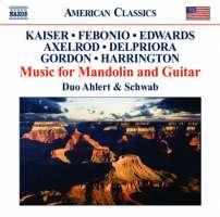 American Music for Mandolin and Guitar
