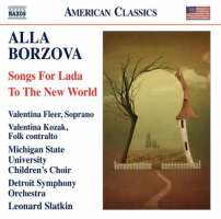 Borzova: Songs for Lada, To The New World
