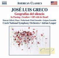 Greco: Geografias del silencio In Passing  Swallow