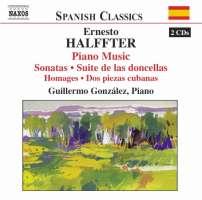 Halffter: Piano Music