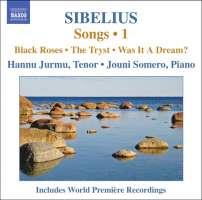 Sibelius: Songs Vol. 1
