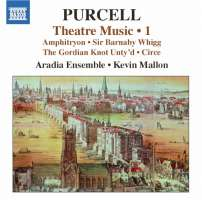 Purcell Theatre Music Vol. 1