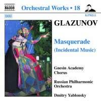 Glazunov: Masquerade