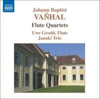 VANHAL: Flute Quartets Op. 7