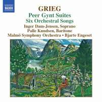 GRIEG: Orchestral Music Vol. 4