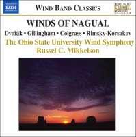 Winds of Nagual  -  Dvorak, Gillingham