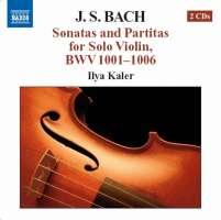 Bach, J.S.: Sonatas and Partitas