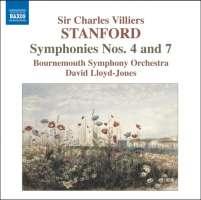 Stanford: Symphonies Nos. 4 & 7