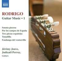 Rodrigo: Guitar Works Vol. 1