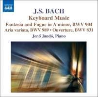 Bach J.S; Keyboard Music