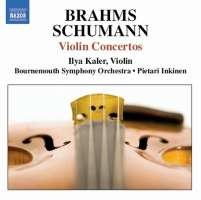 Brahms / Schumann : Violin Concertos