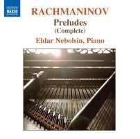 RACHMANINOV: Preludes for Piano