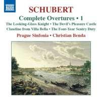 SCHUBERT: Complete Overtures Vol. 1