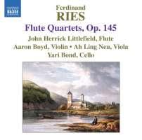 RIES Ferdinand: 3 Flute Quartets Op.145