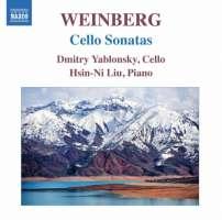 Weinberg: Cello Sonatas Nos. 1 and 3