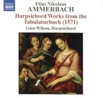 AMMERBACH Elias Nikolaus – Harpsichord