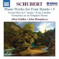 Schubert: Piano Works for Four Hands Vol. 5
